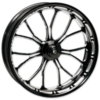 Performance Machine Heathen Platinum Cut Front Wheel 18x3.5 Dual disc