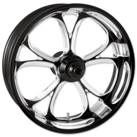 Performance Machine Luxe Platinum Cut Front Wheel 18x3.5 Dual disc