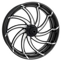 Performance Machine Supra Platinum Cut Front Wheel 18x3.5 Dual disc