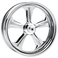 Performance Machine Wrath Chrome Front Wheel 23x3.5