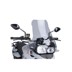 Puig Light Smoke Touring Windscreen