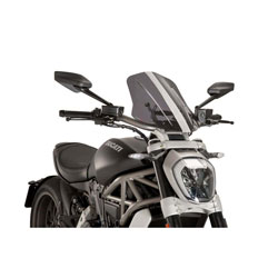 Puig Smoke Naked New Generation Touring Windscreen