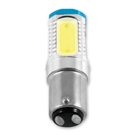 Cyron 1157 White LED Turn/Stop Bulbs