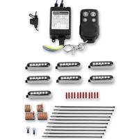 Cyron Platinum Tri-Zone Amber Light Kit