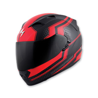 Scorpion EXO EXO-T1200 Alias Red Full Face Helmet