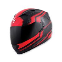 Scorpion EXO EXO-T1200 Alias Red Full Face Helmet