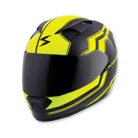 Scorpion EXO EXO-T1200 Alias Neon Full Face Helmet