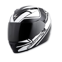 Scorpion EXO EXO-T1200 Freeway White Full Face Helmet
