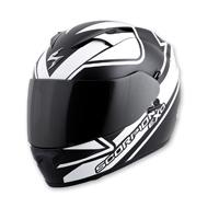 Scorpion EXO EXO-T1200 Freeway White Full Face Helmet