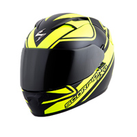 Scorpion EXO EXO-T1200 Freeway Neon Full Face Helmet