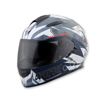 Scorpion EXO EXO-T510 Cipher White Full Face Helmet