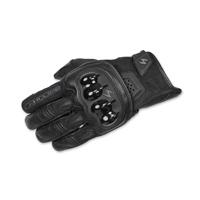 Scorpion EXO Men's Talon Perforated Black Leather Gloves