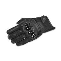 Scorpion EXO Men's Talon Perforated Black Leather Gloves
