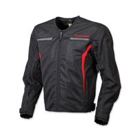 Scorpion EXO Men's Drafter II Red Mesh Jacket