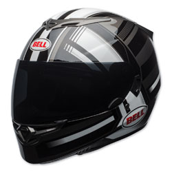 Bell RS-2 Tactical Gloss White/Black Full Face Helmet