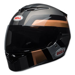 Bell RS-2 Empire Copper/Black Full Face Helmet