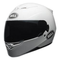Bell RS-2 Gloss White Full Face Helmet