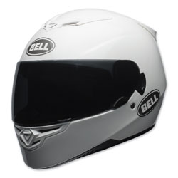 Bell RS-2 Gloss White Full Face Helmet