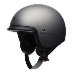 Bell Scout Air Matte Titanium Half Helmet
