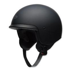Bell Scout Air Matte Black Half Helmet