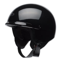 Bell Scout Air Gloss Black Half Helmet