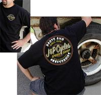 J&P Cycles® 'Speed Shop' T-Shirt
