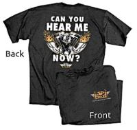 J&P Cycles® 'Can You Hear Me Now?' Pocket T-Shirt