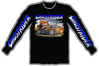 Easyriders Ghostrider T-Shirt