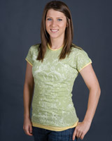 J&P Cycles® Ladies' Two-fer T-shirt