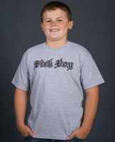 Sick Boy Kid's T-shirt