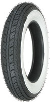 Shinko SR550 3.00-10 Wide Whitewall Front/Rear Tire