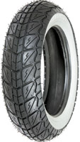 Shinko SR723 130/70-12 Wide Whitewall Rear Tire