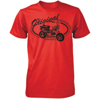 Honda Heritage Z50 Red T-shirt
