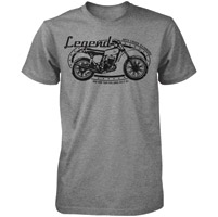 Honda Heritage CR125 Heather T-shirt