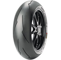 Pirelli Diablo Supercorsa SP V2 180/55ZR17 Rear Tire