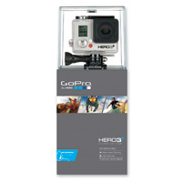 GoPro HD HERO3+ Sil