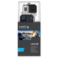 GoPro HD HERO3+ Black Motorsports Edition Camera