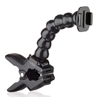 GoPro Jaws Flex Clamp Mount