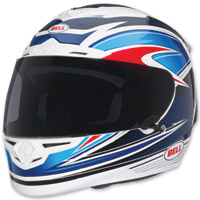 Bell RS-1 Servo Blue Full Face Helmet