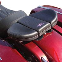 Butty Buddy Seats Passenger Seat for Bare Fender Application