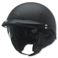 Bell Pit Boss Carbon Matte Half Helmet