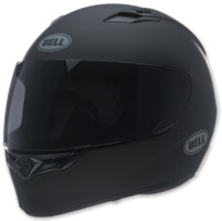 Bell Solid Matte Black Qualifier F
