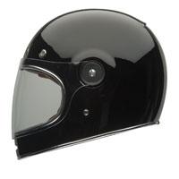 Bell Solid Black Bullitt Full Face Helmet