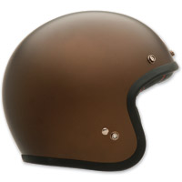 Bell Matte Brown Metallic Custom 50