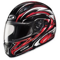 HJC CL-MAX II Red Stripe Mo