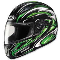 HJC CL-MAX II Green Str