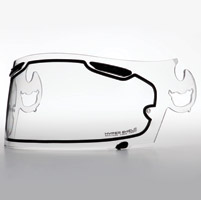InVision HYPER SHIELD Clear Visor Insert for Arai