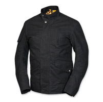 Roland Sands Design Clarion Black Textile Jacket