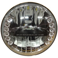 Rivera Primo 7″ Phase2 HedLED Headlamp
