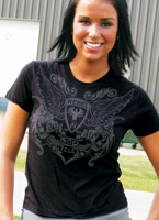 J&P Cycles® Rebel T-shirt